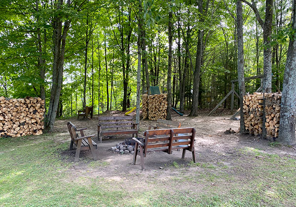 Bon Fire Wood